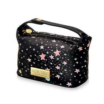 "Moschino Beauty Bag ""Stars"""