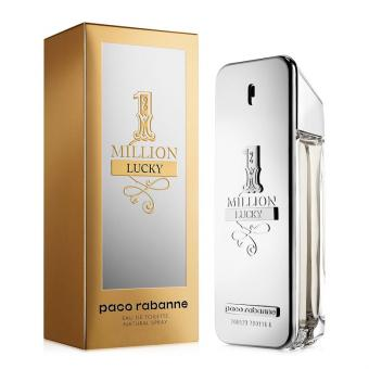Paco Rabanne 1 Million Lucky EdT Miniatur, 5 ml