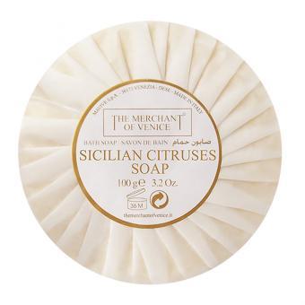 The Merchant of Venice Sicilian Citruses Soap 100g